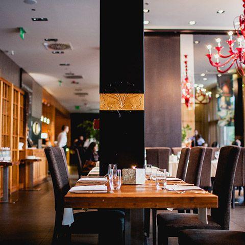 Üzleti ebédek és vacsorák a Larus Étteremben